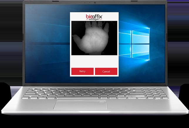 Biyometrik Windows Oturum  Açma Uygulaması